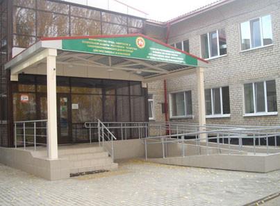 Набережночелнинский дом-интернат