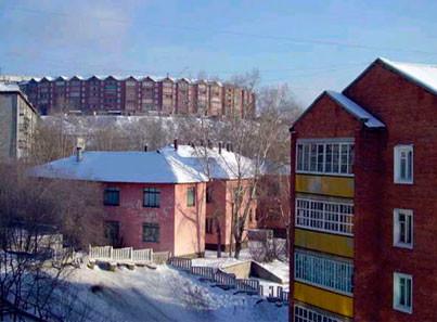 Первомайский психоневрологический дом-интернат Забайкальского края