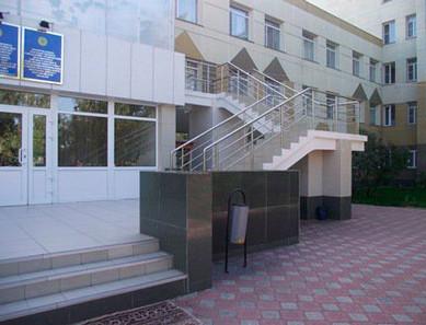Рудненский дом-интернат для престарелых и инвалидов общего типа №2