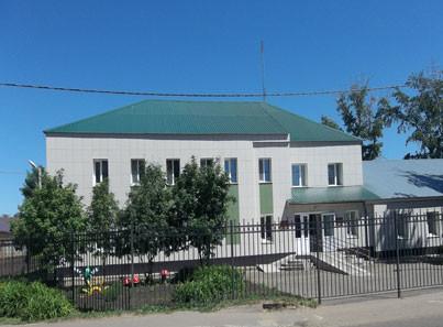 Спасский дом-интернат