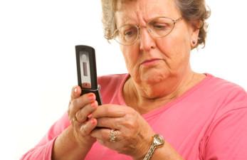Телефоны для пожилых