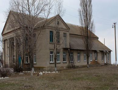 Ушкальський геріатричний пансіонат