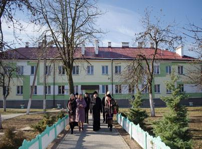ГУСО Уваровичский психоневрологический дом-интернат