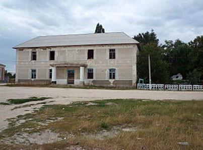 Вільховецький будинок-інтернат для громадян похилого віку