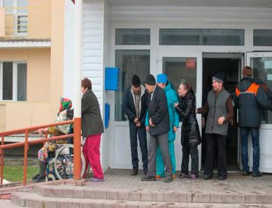 ГУСО Вороновский дом-интернат для престарелых и инвалидов