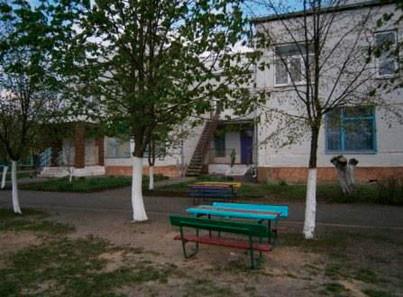 КУВГП Вовчанський геріатричний пансіонат