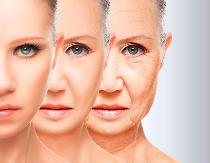 Возрастные изменения в организме человека