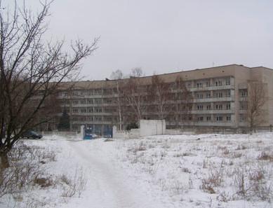 Запорожский гериатрический пансионат