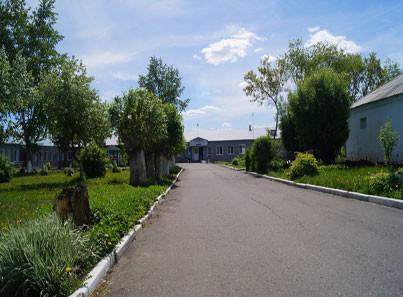 БСУСО Андреевский психоневрологический интернат (Омск)