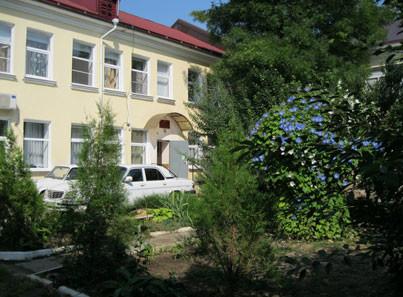 ГБУСО КК Белореченский дом-интернат для престарелых и инвалидов