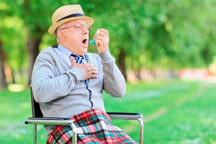 Бронхиальная астма (БА) у пожилых