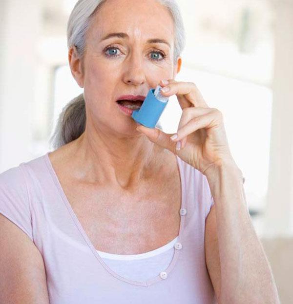 Бронхиальная астма у пожилых людей