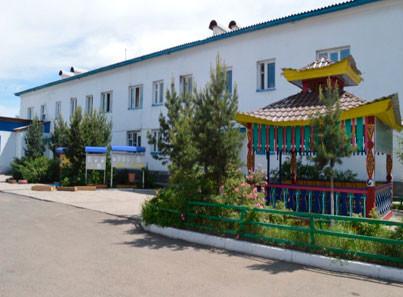 ГБУ РТ Чаданский дом-интернат для престарелых граждан и инвалидов