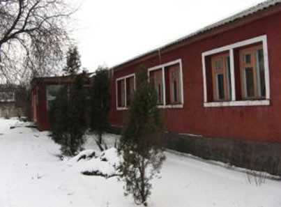 Донецкий пансион (дом престарелых) для пожилых людей