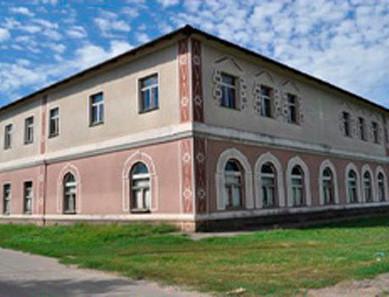 Гадяцький геріатричний будинок-інтернат