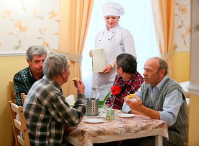 Дома для пожилых людей в твери