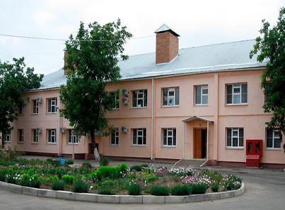 ГБУСО КК Камышеватский дом-интернат для престарелых