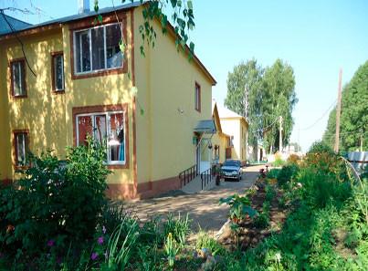 ГАУСОН РБ Кудеевский дом-интернат для престарелых и инвалидов