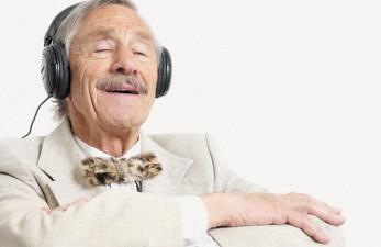 Музыкотерапия для пожилых