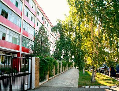 ГБУСО КК Новороссийский дом-интернат для престарелых