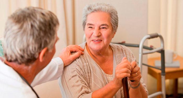 Перелом шейки бедра в пожилом возрасте