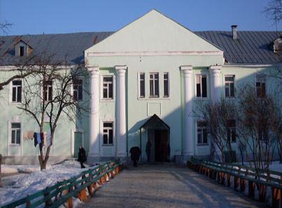 ТОГБСУ СОН Психоневрологический интернат №3 (Тамбов)