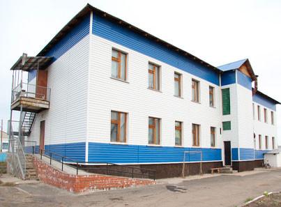 КГБСУСО Ребрихинский дом-интернат для престарелых и инвалидов