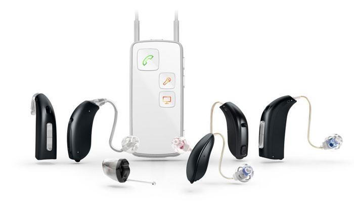Слуховые аппараты Oticon