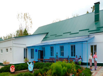 ГБСУСОН Тахтинский психоневрологический интернат (Ставрополь)