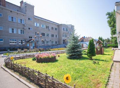 ГБУСО КК Терновский психоневрологический интернат