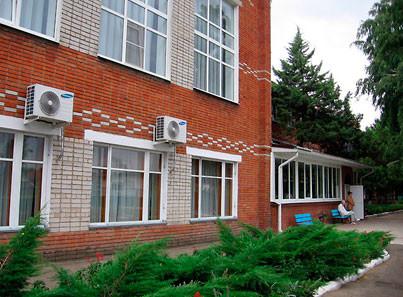 ГБУСО КК Усть-Лабинский дом-интернат для престарелых и инвалидов