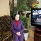 Жильцы Архаринского дома-интерната для престарелых и инвалидов