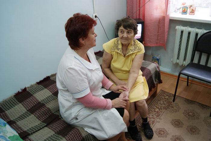 Медицинские услуги в Архаринском дом-интернате для престарелых и инвалидов