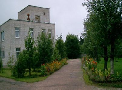 ЛОГКУ Будогощский психоневрологический интернат