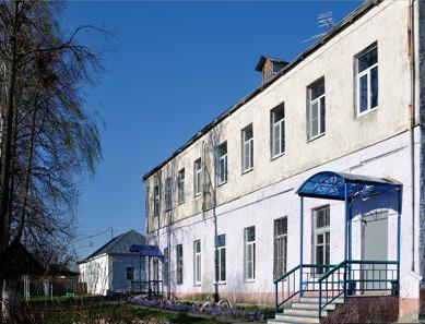 ГБУСО ВО Черкутинский психоневрологический интернат