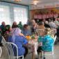 Концерт жильцов Черняевского дома-интерната для престарелых и инвалидов