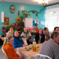 Столовая Черняевского дома-интерната для престарелых и инвалидов