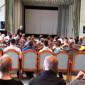 Актовый зал Денежниковского психоневрологического интерната