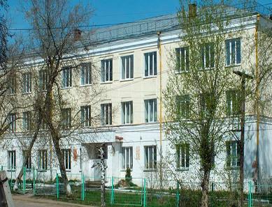 КГАСУ СОН Дубровский психоневрологический интернат