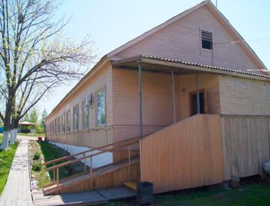 КГКУ Иннокентьевский дом-интернат для престарелых и инвалидов