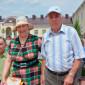 Постояльцы Каширского дом-интерната для престарелых и инвалидов