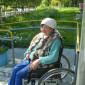 Жильцы Ковдорского дома-интерната для престарелых и инвалидов