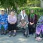 Постояльцы Ковдорского дома-интерната для престарелых и инвалидов
