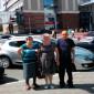 Постояльцы Козловского дома-интерната для престарелых