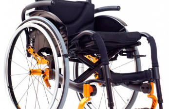 Кресло-коляска активного типа