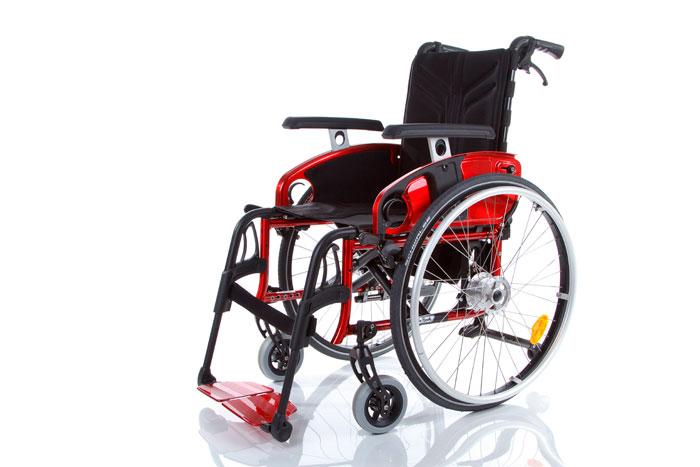 Инвалидная коляска активного типа Otto Bock Avantgarde cv