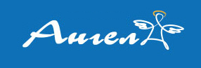 Логотип Ангел
