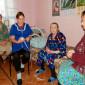 Досуг жильцов Малмыжского психоневрологического интерната