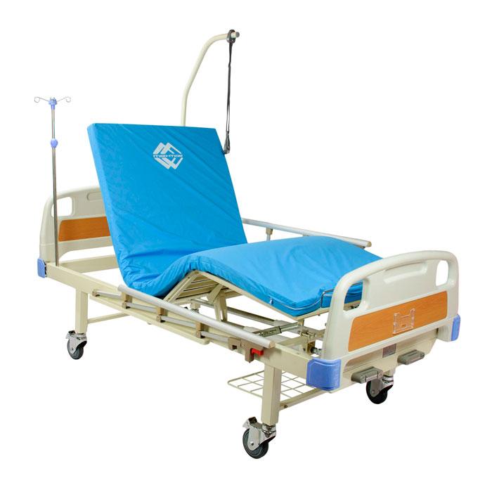 Кровать медицинская функциональная механическая
