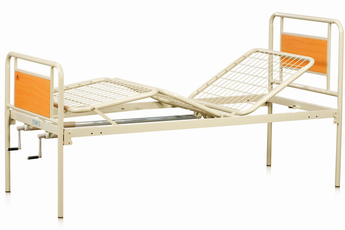 Кровать медицинская металлическая OSD 94V